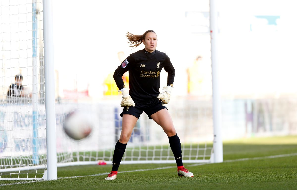 Anke Preuss leaves Liverpool