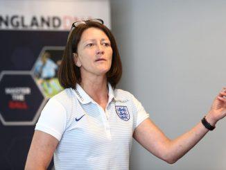 Head of FA Women's Coach Development FA Coach development, Audrey Copper