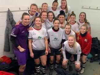 Newly rebranded Boldmere St Michaels FC Women