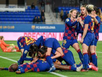 Barcelona declared champions