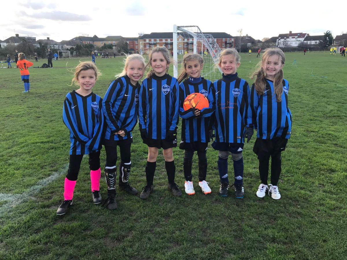 Buckhurst Hill FC Girls