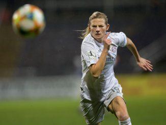 Bayern Munich's Carina Wenninger