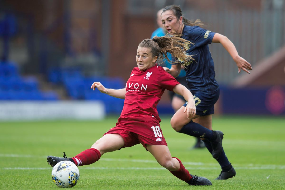 Christie Murray leaves Liverpool