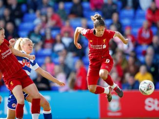Courtney Sweetman kirk leaves Liverpool
