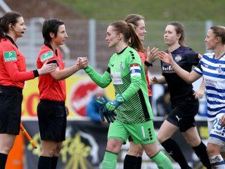 Flayeralarm Women's Bundesliga could resume on 29 May.