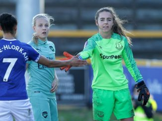 Kirstie Levell leaving Everton