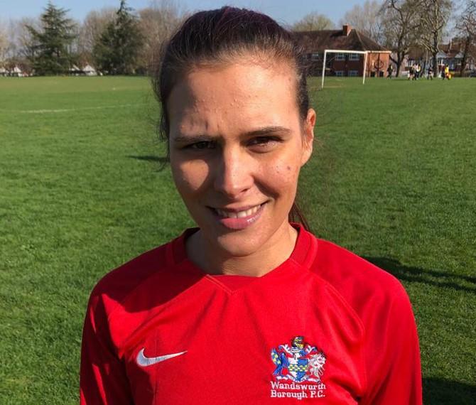 Wandsworth Borough's Laura Mott