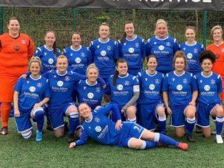 Nelson FC Ladies squad