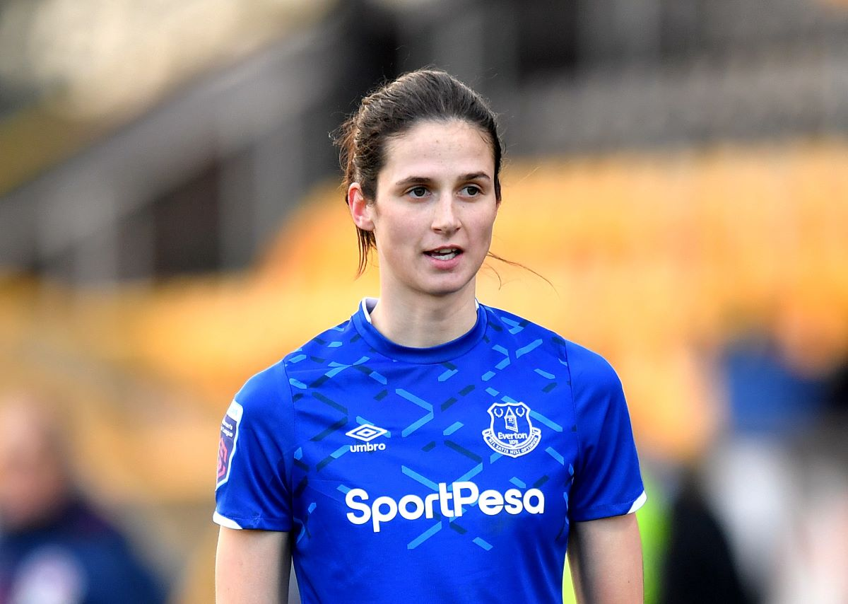 New contract for Everton's Abbey-Leigh Stringer