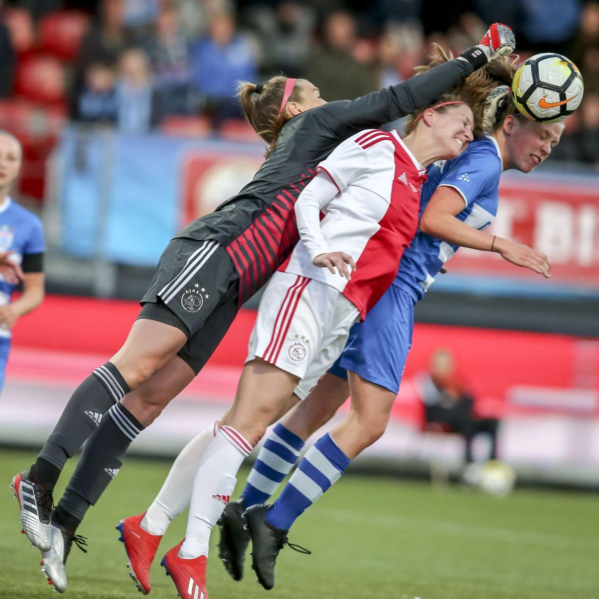 Ajax v Zwolle