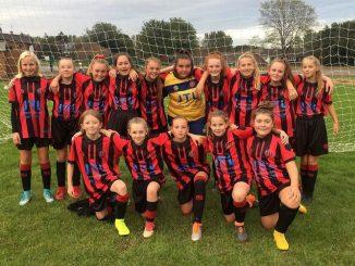 City of Stoke Girls FC U-13s
