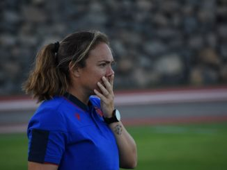 Levante head coach, Maria Pry
