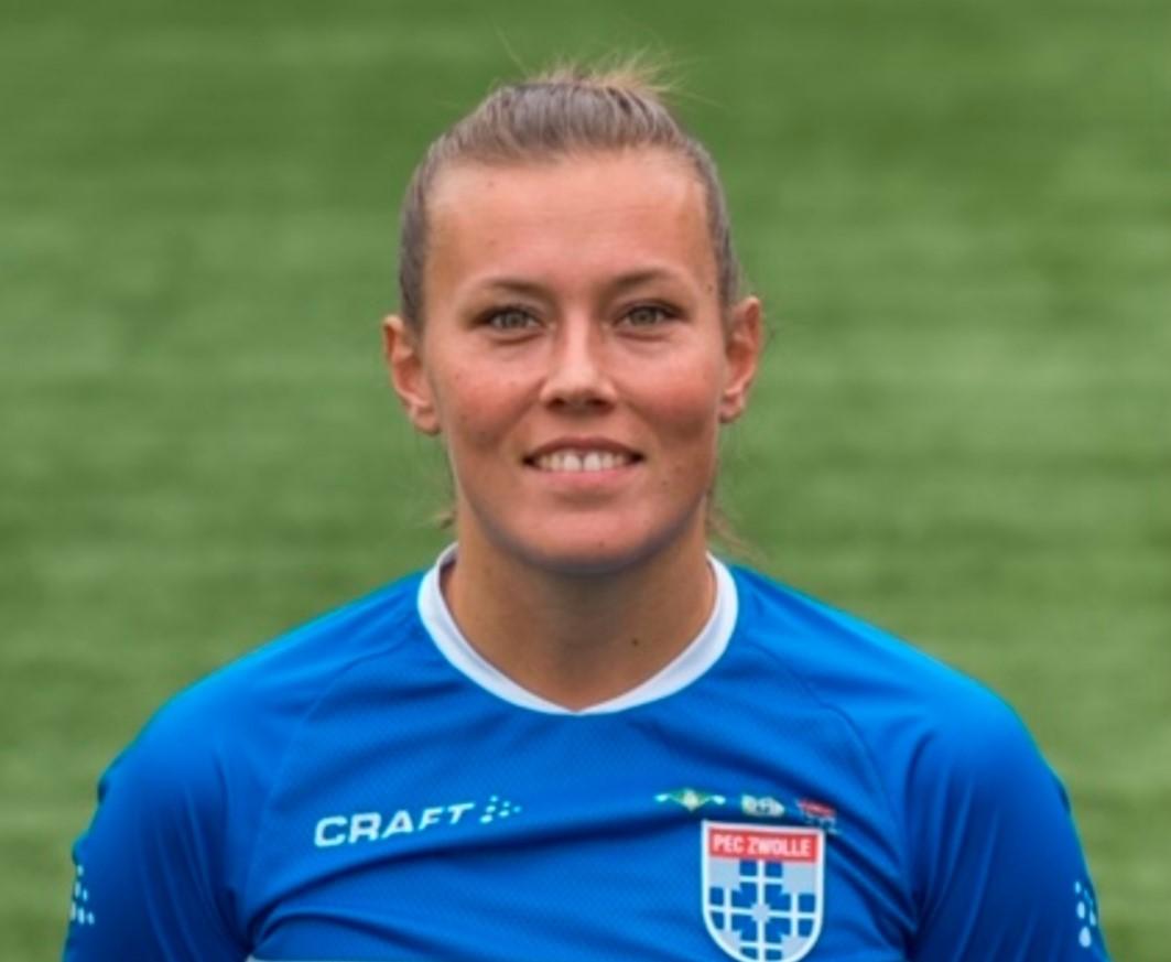PEC Zwolle captain, Dominique Bruinenberg