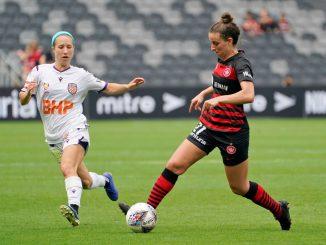 Bristol City's new signing, Ella Mastrantonio