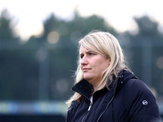 Chelsea manager, Emma Hayes