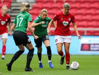 Bristol City's Gemma Evans