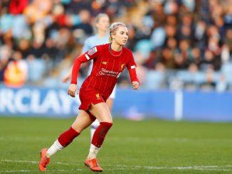 Liverpool's Kirsty Linnett