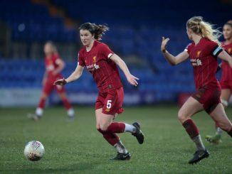 Liverpool vice-captain Niamh Fahey