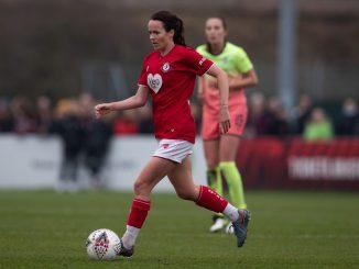 Olivia Chance leaves Bristol City