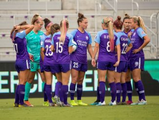 Orlando Pride players
