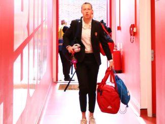 Pauline Peyraud Magnin leaving Arsenal