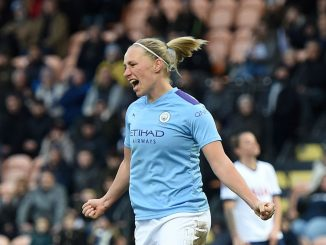 Pauline Bremer leaves Man City