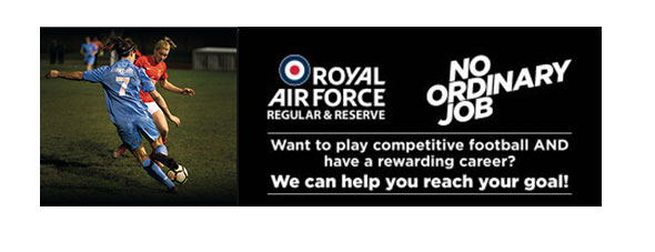 RAF Careers Banner