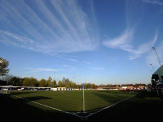 Sutton Coldfirld Town FC's Coles Lane grund