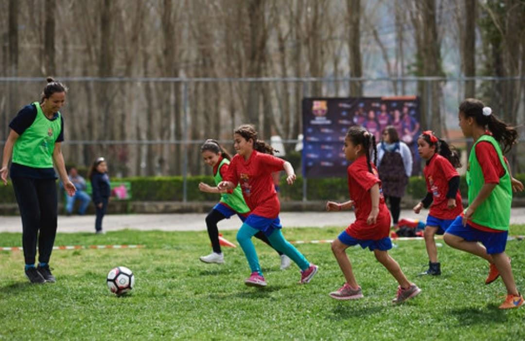 Barça Foundation, Lebanon 2019