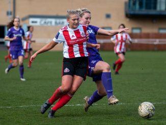 Durham's new signing, Bridget Galloway