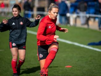 Hibs' new signing, Charlotte Potts