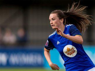 Aston Villa's new signing, Chloe Arthur