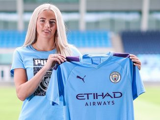 New Man City signing, Chloe Kelly