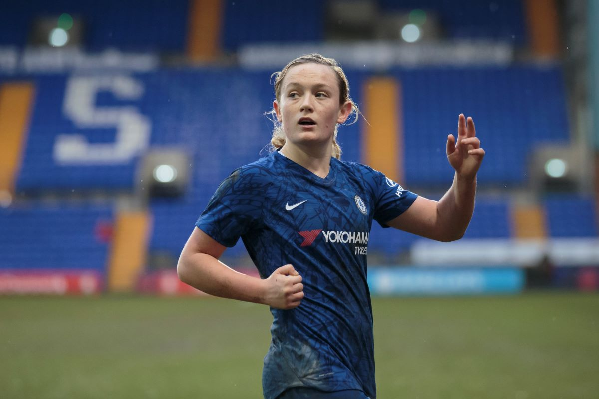 Erin Cuthbert commits to Chelsea