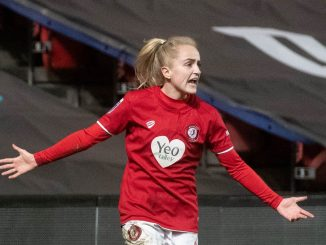 Two-year deal for bristol City's faye bryson