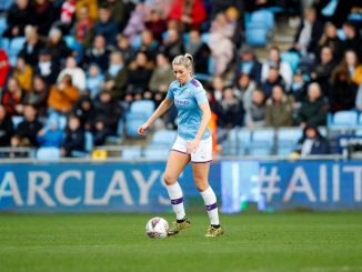 Man City's Gemma Bonner