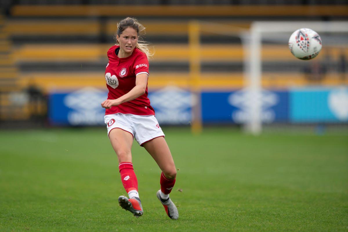 Bristol City pro deal for Georgia Wilson