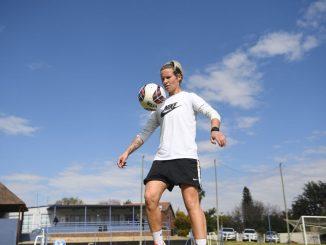 Glasgow City's new signing, Janine van Wyk