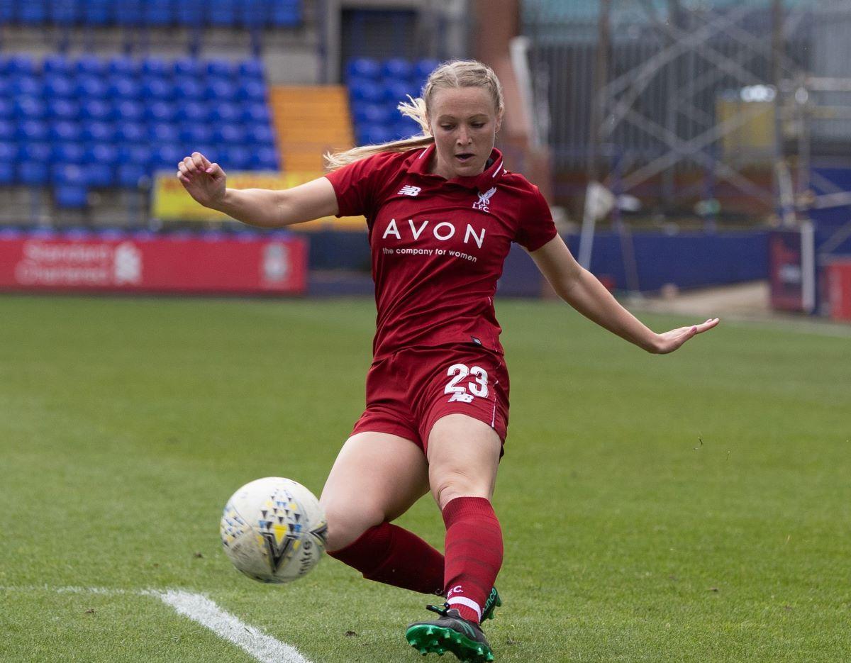 Bristol City signing Jemma Purfield