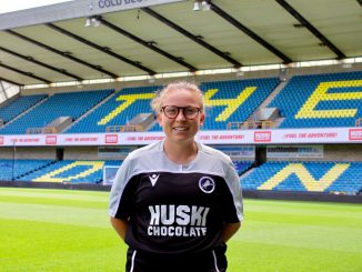 New Millwall Lionesses manager, Katie Whitmore