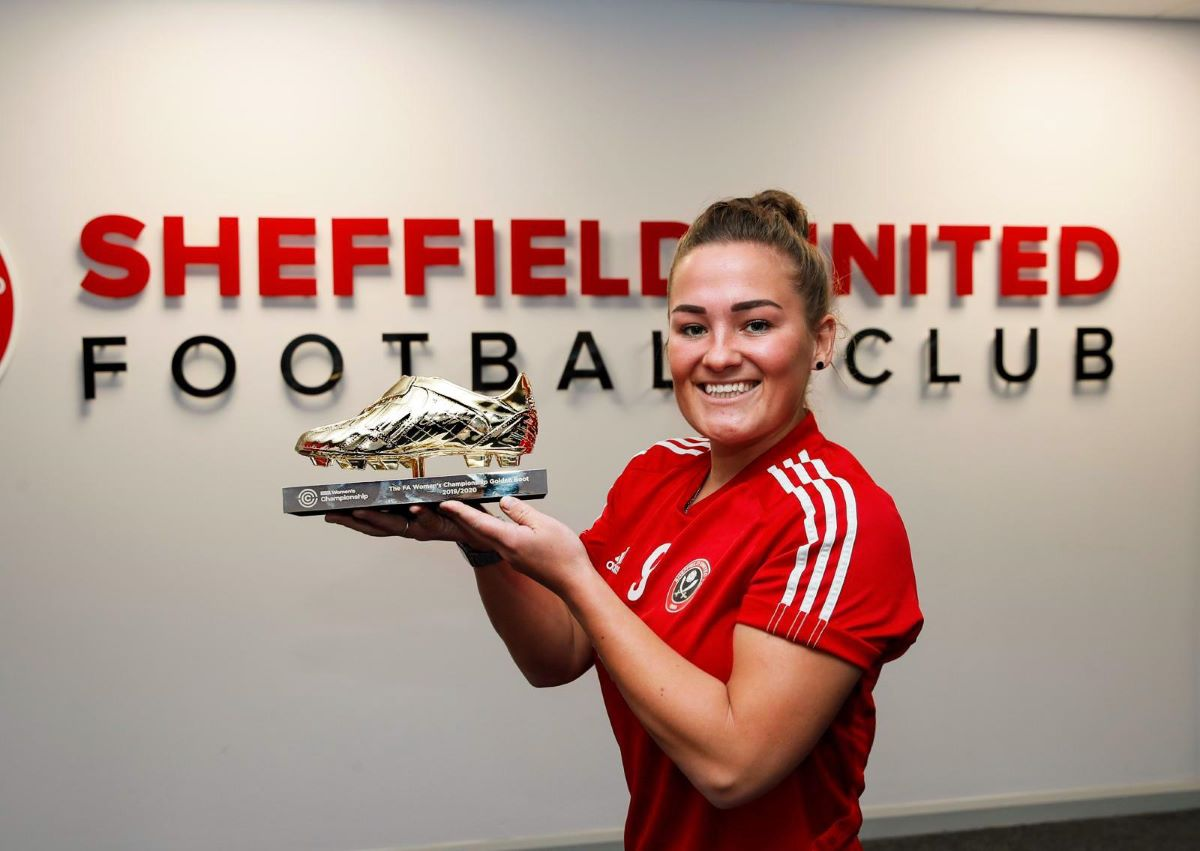 FAWC Player of the Season, Katie Wilkinson