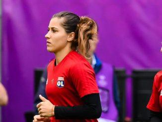 Aston Villa's new signing. Lisa Weiss