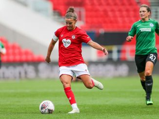 Bristol City's new coaching staff member Loren Dykes