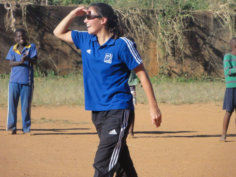 streetfootballworld in South Africa in 2012.
