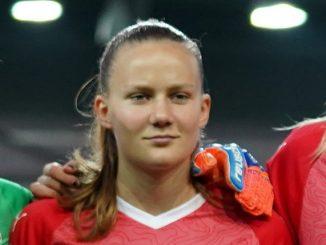 Arsenal's new signing, Malin Gut