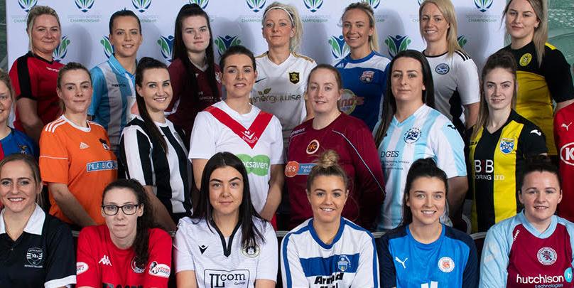 Scottish Women's Championship clubs