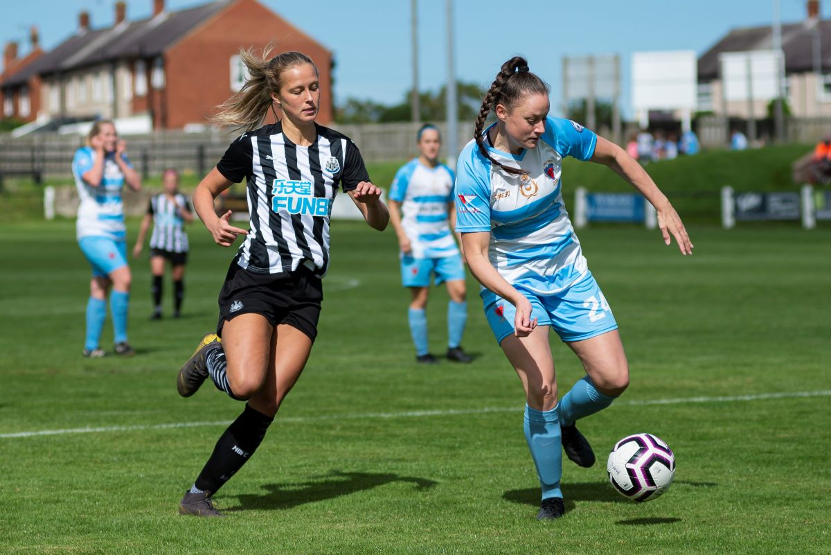 Alnwick Town v Newcastle United