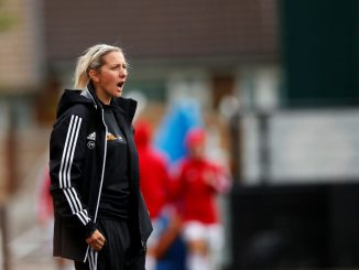 Birtmignham City's new head coach, Carla Ward