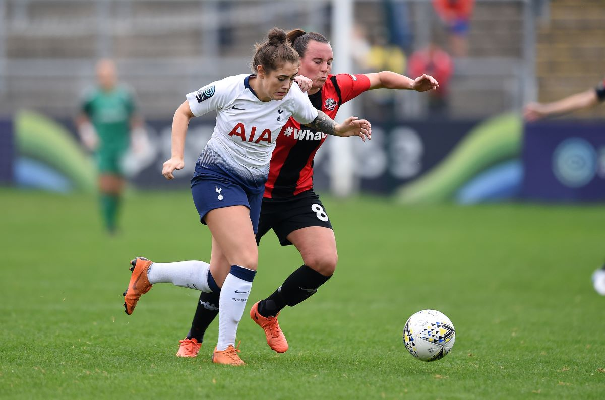 Coral Jade Haines joins Crystal Palace