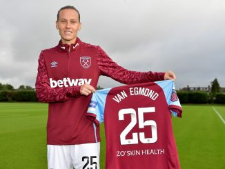 West Ham's new signing, Emily Van Egmond